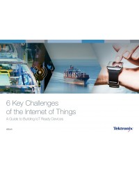 6 Key Challenges of the Internet of Things