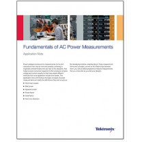 Fundamentals of AC power measurements
