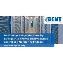Data centre energy monitoring